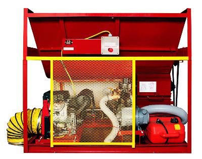 Fibre Star 1620g Insulation Blower