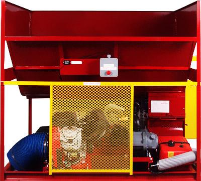 Superstar 1620g Insulation Blower
