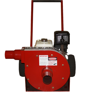 mobile insulation vacuum