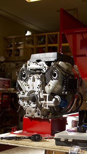insulation machine motor