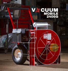 Insulation Removal Vacuum
